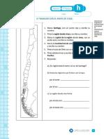 1ra Parte Geografía Mapa Chile