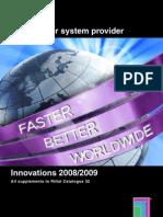 Innovations 2008/2009