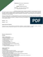 Planeacion y dosificacion Metrologia