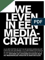 Willem Dudok en Jaap Stronks geïnterviewd in ANS