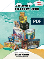 Catalogue Jeux de société