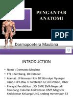 1. Dasar-dasar Anatomi