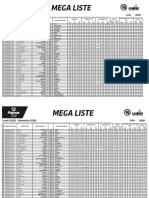 SEN - Mega List 01-07.03