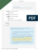 Estruturas de Gestão Pública - Exercício Avaliativo 5