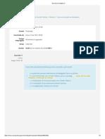Estruturas de Gestão Pública - Exercício Avaliativo 3