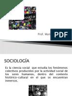 sociologia estudio latina