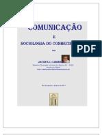 Comunicação e Sociologia do Conhecimento