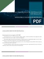 Auditoria e segurança de sistemas de informação