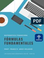 Formulario Mat Financiera