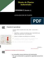 Clase 02 DPI 2020 20 Localizacion de Las Instalaciones Ponderacion de Factores