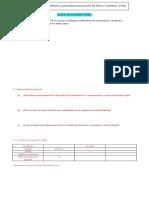 Actividades para recuperar la segunda evaluación 3ºESO