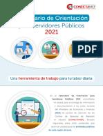 Calendario CONECTAMEF Año 2021