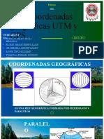 Coordenadas geográficas UTM y GPS final