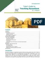 Shepard Teaching Byzantium