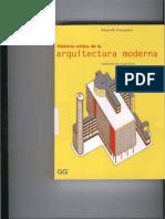Historia Crítica de La Arquitectura Moderna - Kenneth Frampton_OCR