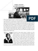 4. STORIA + ITALIANO - Martin Luther King (I Have a Dream)