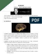 1. SCIENZE - Il Cervello ... Dove Nascono i Sogni