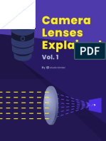 Camera Lenses Explained — Understanding the Different Types of Camera Lenses and What They Do (eBook)