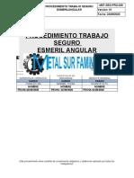 MSF-SEG-PRO-029 PROCEDIMIENTO uso de esmeril