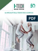 I Tech Catalogo Prodotti Terapia Domiciliare 2020 REV