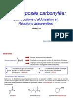 Chap 2 Composés Carbonylés-parties 1&2
