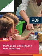 LIVRO_UNICO pedagogia em espaços não escolares