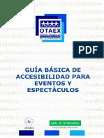 2018guia Basica Accesibilidad Eventosyespectaculos