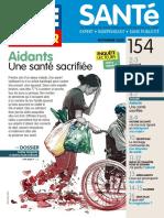 Magazine QUE CHOISIR SANTE N.154 - Novembre 2020