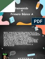 BIENVENIDA A 1 BASICO