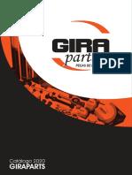 Catalogo Giraparts 2020