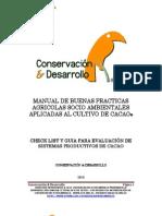 Manual de Buenas Practicas Agricolas Para El Cultivo Del Cacao 7, Make a donation@ccd.org.ec / Haga una donación