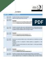 Cronograma Pedagogía V trimestre(1)