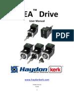 IDEA Programmable Drive User Manual