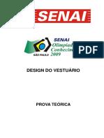 06PT - Design do Vestuário - Prova