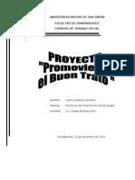 PROYECTO CASA DE LA AMISTAD