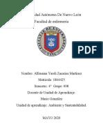 Objetivos del Desarrollo Sostenible-ACT