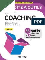 La boite a outils du coaching 3Ed