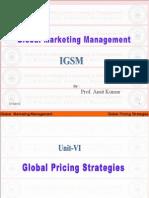 IMS-Unit-06 (Global Pricing Strategies)