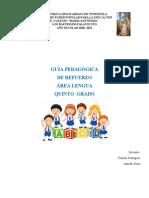 Guia Lengua VA 13 al1610