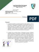 Conceptos de Planeación y Evaluación