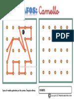 Grafos-Unir-puntos-camello