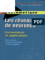Les réseaux de neurones- présentation et applications Par Pierre Borne-Mohamed Benrejeb-Joseph Haggège