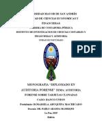 Daf-V-II 015-2019 Auditoria Forense Sobre Tarjetas Clonadas