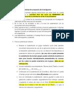 Indicaciones actividad de sustentación SIN_420 seminario de investigacion