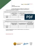 INFORME RESULTADOS DE LA APLICACION DE ENTREVISTA DE ASPECTOS SOCIOEMOCIONALES