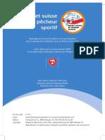 Brevet suisse du pêcheur sportif