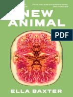 New Animal Chapter Sampler