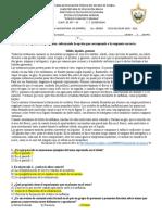 Examen de Español 3-f