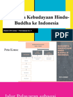 Slide Masuknya Kebudayaan Hindu-Buddha Ke Indonesia