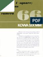 Kowa6MMIIManual